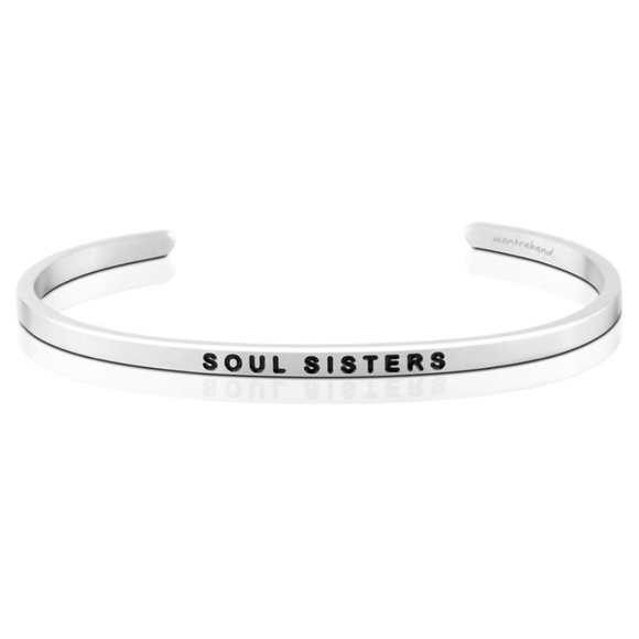 dfdc76af49d mantraband Jewelry | Soul Sisters Silver | Poshmark